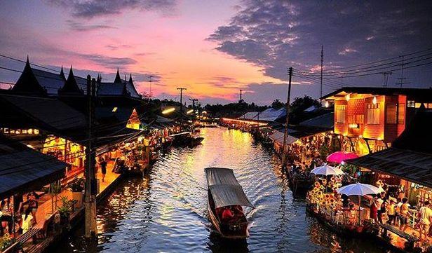 ค่าครองชีพที่ถูกทำให้นักท่องเที่ยว หันมาท่องเที่ยวเมืองไทยมากกว่าเที่ยวประเทศอื่นๆ